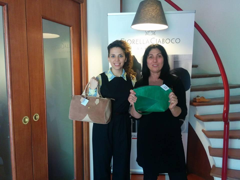 moda jesina all'expo 2015 con la Sartoria Fiorella Ciaboco