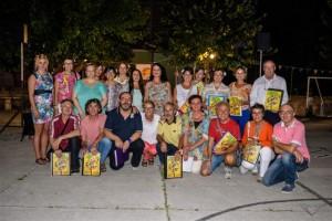 """Foto di gruppo della """"Pratolina d'Oro"""""""
