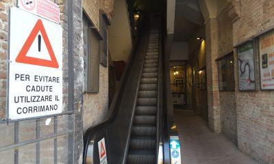 scala mobile Palazzo Battaglia