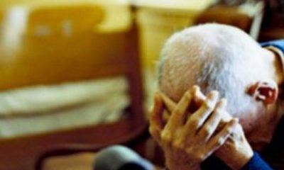 Anziano derubato