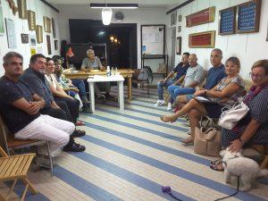 Comitato parco Vallato e via del Molino