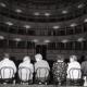 """Le """"Filandare"""" a Teatro - foto Danilo Antolini Teatro Pergolesi 1990"""