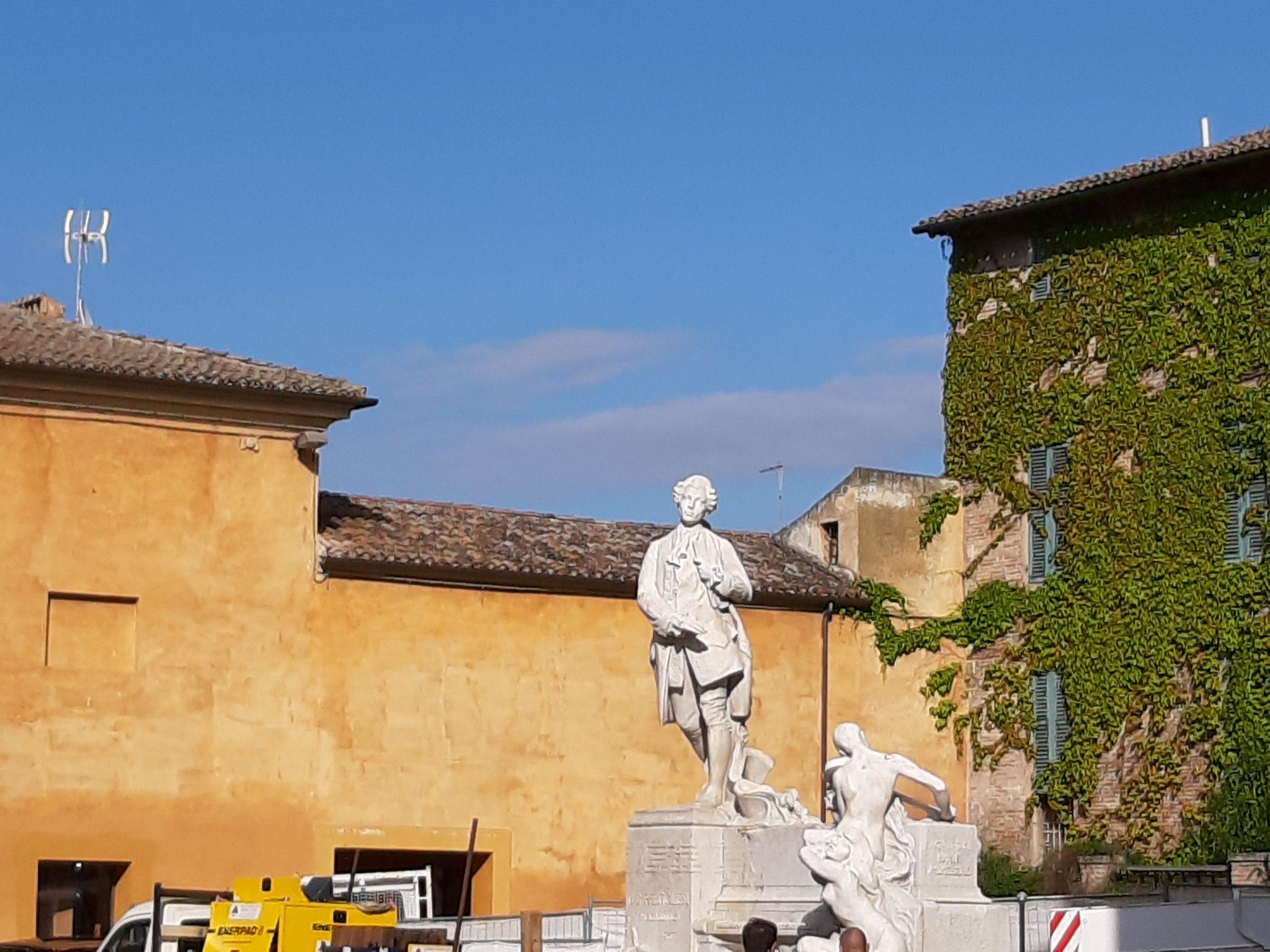 Monumento Pergolesi