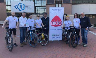 Bike for mike Ancona