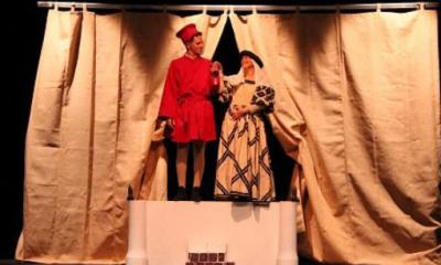 spettacolo federico condottiero Lucia Palozzi