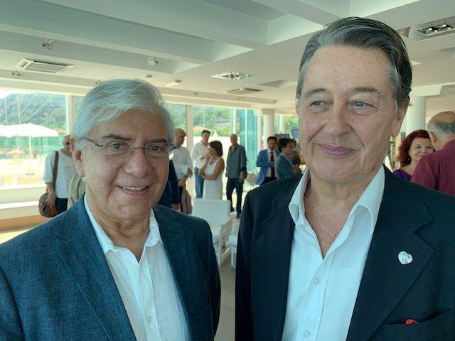 4 da sin. Palacio e Marcucci Pinoli