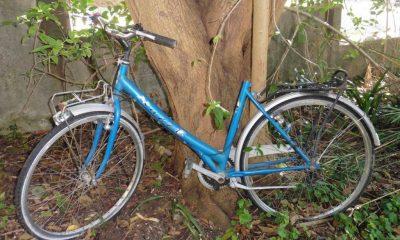 bici rubate e lasciate all'ex saffa di jesi