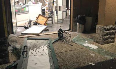 il bar mirage di Monte San Vito è stato preso di mira dai ladri