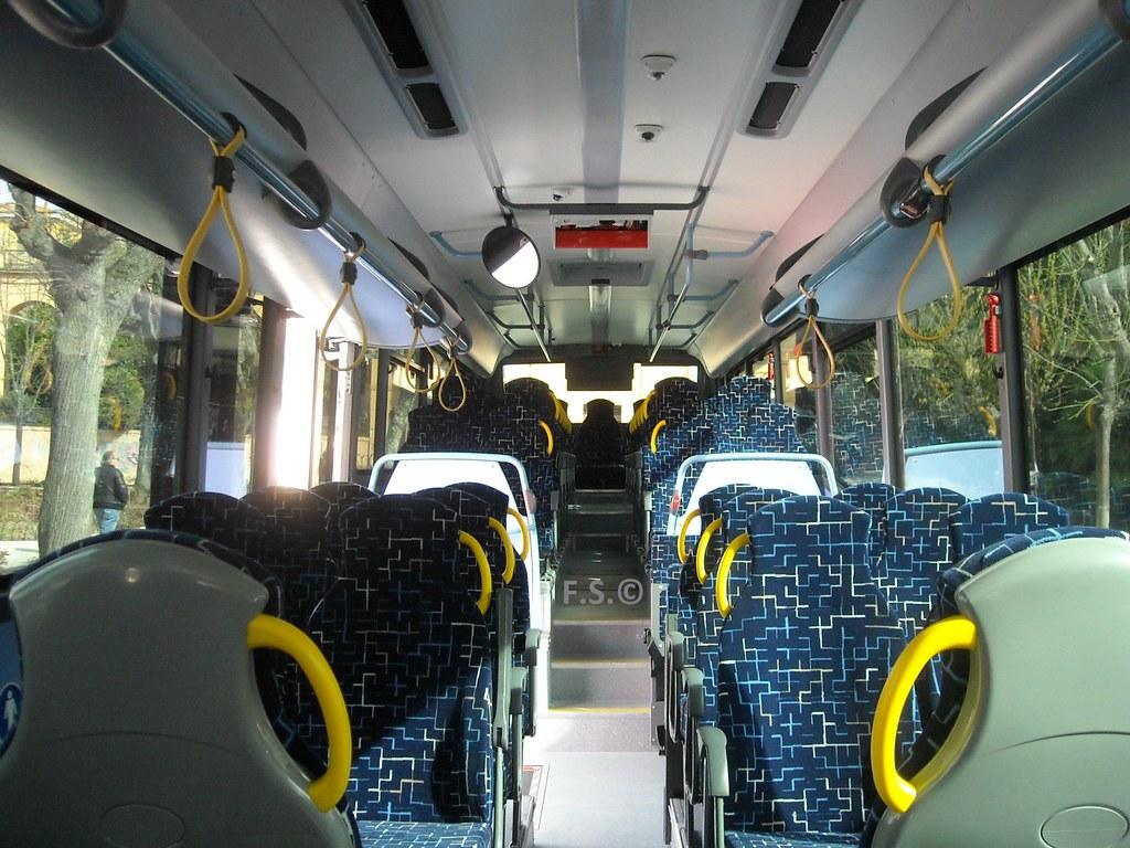 Bus navetta jesi