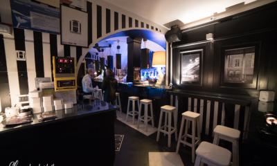 Davide Zannotti e il suo l'Hemingway Cafè, tanti spettacoli e grandi nomi da Haber a Montanini e Rava