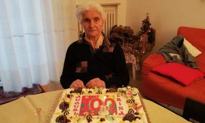 Chiaravalle, nonna erina compie 100 anni
