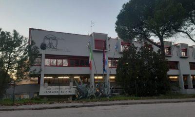 liceo scientifico statale Lda Vinci