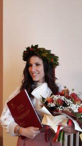 Laurea Erica Lancioni