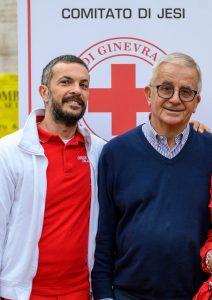 Cristiano Giaccaglia e Francesco Bravi CRI