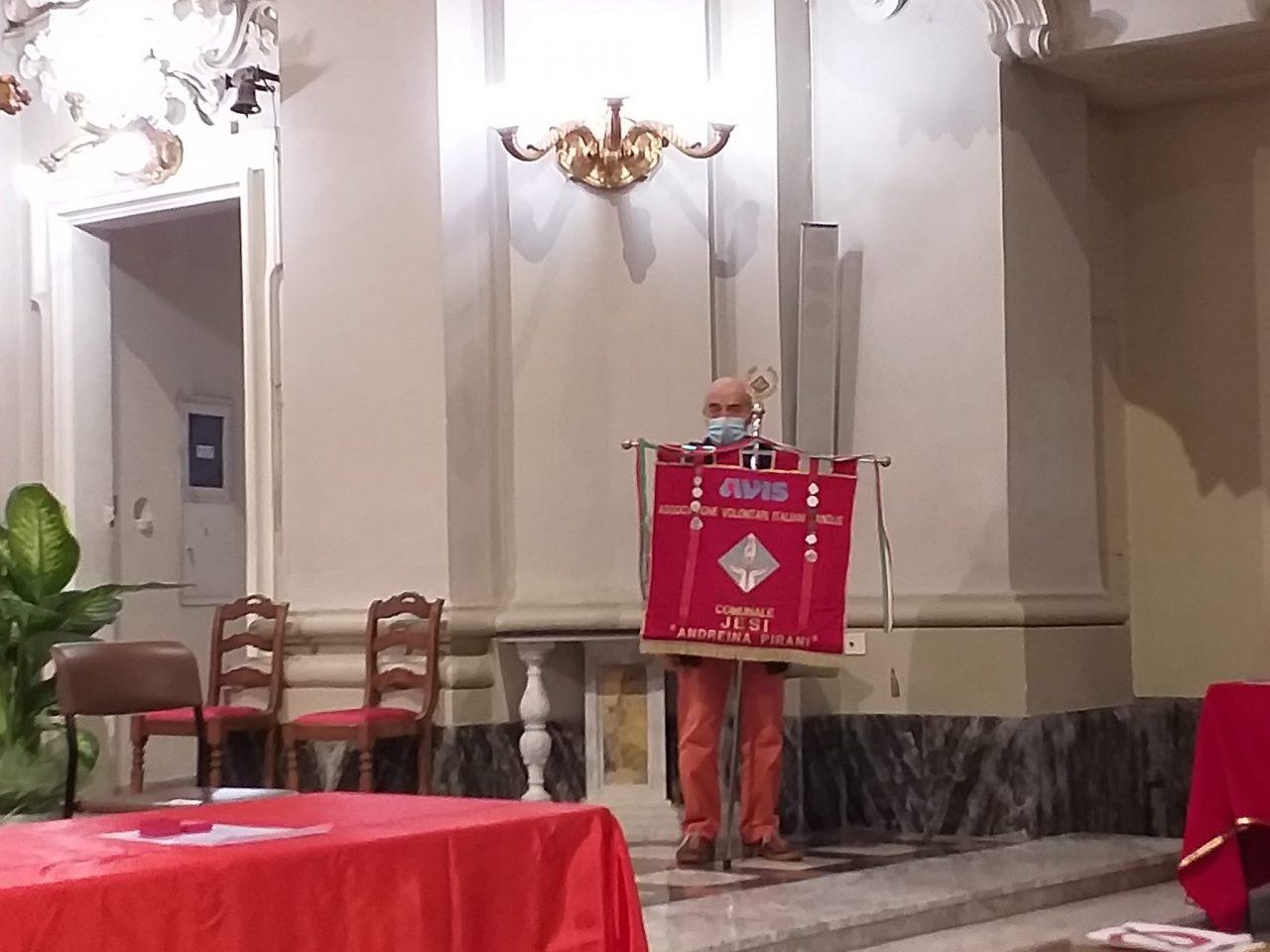 Giornata del donatore 2020 Avis Jesi - Chiesa delle grazie (6)