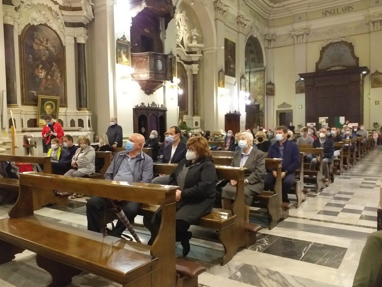 Giornata del donatore 2020 Avis Jesi - Chiesa delle grazie (8)
