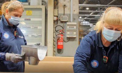safety bubble device al lavoro