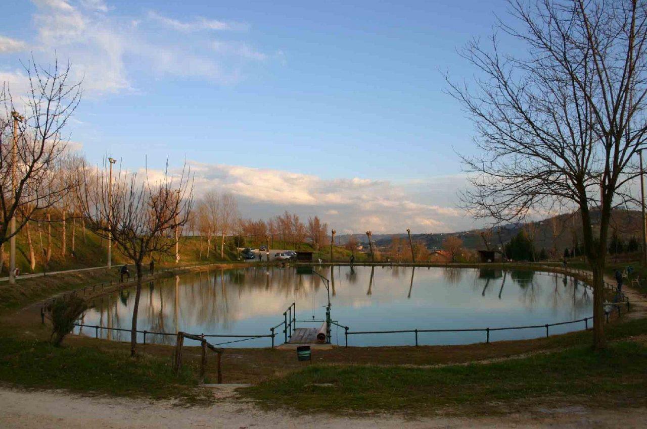 lago di pesca sportiva moie