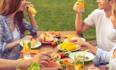 benessere alimentazione in estate