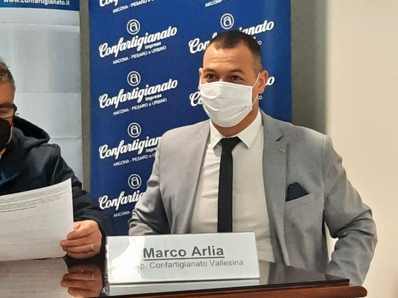 Marco Arlia confartigianato